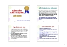Bài giảng Đảm bảo chất lượng: Chương 1 - TS Hồ Thị Thu Nga