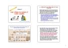 Bài giảng Đảm bảo chất lượng: Chương 3 - TS Hồ Thị Thu Nga