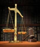 Đề thi hết học phần môn Luật hành chính Việt Nam