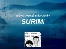 Đề tài: Công nghệ sản xuất Surimi