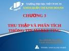 Bài giảng Quản trị Marketing: Chương 3 - Ths. Đỗ Khắc Xuân Diễm