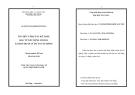 Tóm tắt luận văn thạc sĩ: Tổ chức công tác kế toán đầu tư xây dựng cơ bản tại ban quản lý dự án cầu Rồng