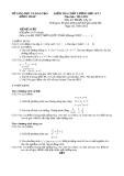 Đề KTCL HK1 Toán 10 - THPT Trần Quốc Toản 2012-2013 (kèm đáp án)
