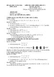 Đề KTCL HK1 Toán 10 - THPT Đỗ Công Tường 2012-2013 (kèm đáp án)
