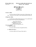 Đề thi HK1 Văn 10 năm 2012-2013 kèm đáp án)