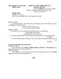 Đề KTCL HK1 Văn 10 - THPT Nguyễn Văn Khải 2012-2013 (kèm đáp án)