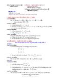 Đề KTCL HK1 Toán 10 - THPT Châu Thành 1 (2012-2013) - Kèm đáp án