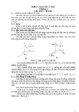 Bài giảng cơ cấu - Nguyên lý máy