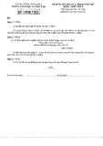 Đề khảo sát kiểm tra HK I môn Ngữ Văn lớp 6 - Phòng GD Quận 2