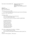 Đề KTCL HK1 Văn 11 - THPT Hồng Ngự 2 (2012-2013) -  Kèm đáp án