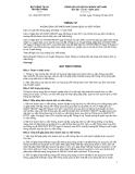 Thông tư 12/2013/TT-BTTTT