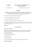 Nghị định 55/2013/NĐ-CP