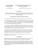 Quyết định số 1221/QĐ-UBND năm 2013