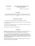 Quyết định 1173/QĐ-BTC năm 2013 đính chính Thông tư 45/2013/TT-BTC