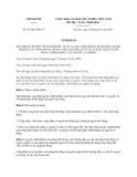 Nghị định 43/2013/NĐ-CP