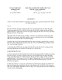 Kế hoạch 2257/KH-UBND năm 2013