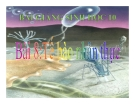 Bài giảng Sinh học 10 bài 8: Tế bào nhân thực
