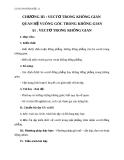 Giáo án bài Vectơ trong không gian - Hình học 11 - GV. Trần Thiên