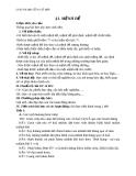 Giáo án bài Mệnh đề - Đại số 10 - GV. Trần Thiên