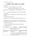 Giáo án bài Phương trình lượng giác cơ bản - Đại số 11 - GV. Trần Thiên