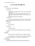 Giáo án bài Xác suất của biến cố - Đại số 11 - GV. Trần Thiên
