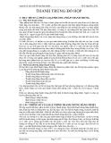 Nguyên lý sản xuất đồ hộp thực phẩm - Thanh trùng đồ hộp (Th.S Nguyễn Lê Hà)