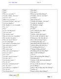 Tiếng Anh giao tiếp cơ bản - Unit 8