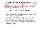 Bài giảng Quản trị dự án: Chương 1 - GV.TS.Hồ Nhật Hưng