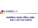 Bài giảng Nguyên lý kế toán: Chương 5 - Th.s Đào Thị Thu Giang