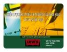 Tiểu luận: Chiến lược phát triển thị trường của nhãn hàng Levi' tại Việt Nam