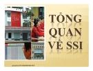 Bài giảng Tổng quan về SSI - Nguyễn Ngọc Huy