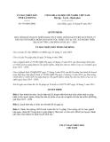 Quyết định 976/QĐ-UBND năm 2013