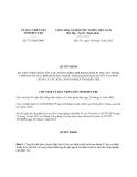Quyết định 772/QĐ-UBND năm 2013