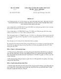 Thông tư 55/2013/TT-BTC
