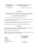 Quyết định 3430/QĐ-UBND năm 2013