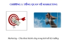 Bài giảng Marketing căn bản: Chương 1 - Ths.Hoàng Xuân Trọng