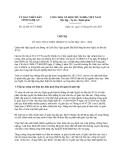 Quyết định số 18/2013/QĐ-UBND năm