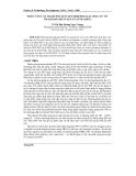 Báo cáo: Phản ứng cắt mạch polyetylenterephtalat (pet) từ vỏ chai bằng dietylen glycol (deg)