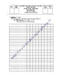 Đề kiểm tra KSCL đầu năm Tiếng Việt - Trường Tiểu học Nghĩa Phong (Hướng dẫn chấm)