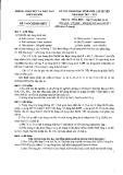 Đề thi HSG Hóa học 9 cấp huyện - Sở GD&ĐT Diên Khánh (2011-2012)