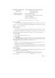 Đề thi HSG GDCD 9 cấp huyện - Sở GD&ĐT Tiền Giang (2012-2013)