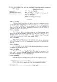 Đề thi HSG GDCD 9 cấp huyện - Sở GD&ĐT Tiền Giang (2013-2014)