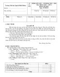 Đề thi giữa HK1 Toán và Tiếng Việt 3 - TH Nguyễn Bỉnh Khiêm (2013-2014)