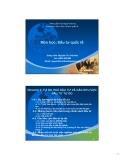Bài giảng Đầu tư quốc tế: Chương 4 - GV.Nguyễn Thị Việt Hoa