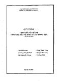 Quy trình Theo dõi vận hành trang bị bảo vệ Rơ le và tự động Trạm biến áp - Phạm Thanh Tùng