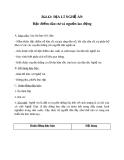 Giáo án Địa lý 9 bài 42: Địa lý tỉnh (thành phố) (tt)