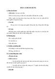 Giáo án GDCD 7 bài 8: Khoan dung
