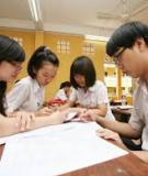 SKKN:  Tổ chức hoạt động nhóm qua dạy học khóa trình lịch sử thế giới cận đại ở lớp 10 THPT