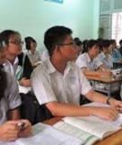 SKKN: Để nâng cao chất lượng dạy và học môn Địa lí ở trường THPT