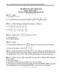 17 Đề thi học sinh giỏi môn Toán lớp 6 - Kèm đáp án